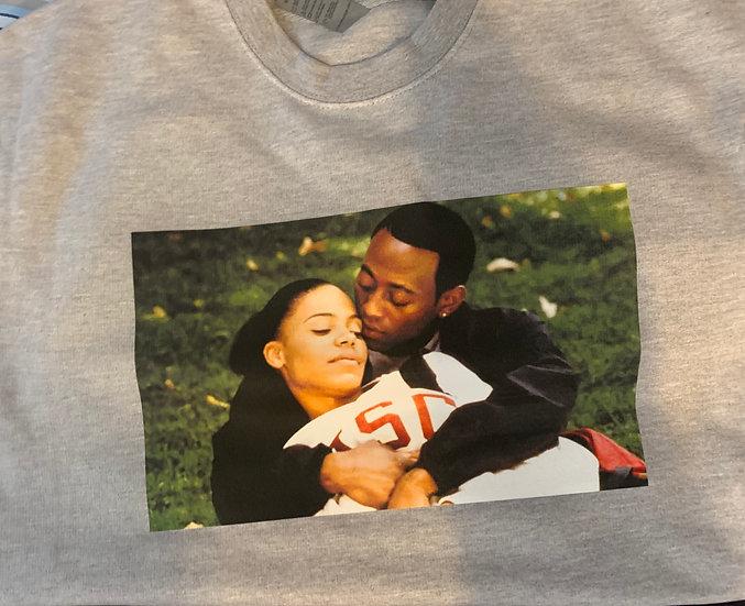 Double or Nothing vibe crew neck