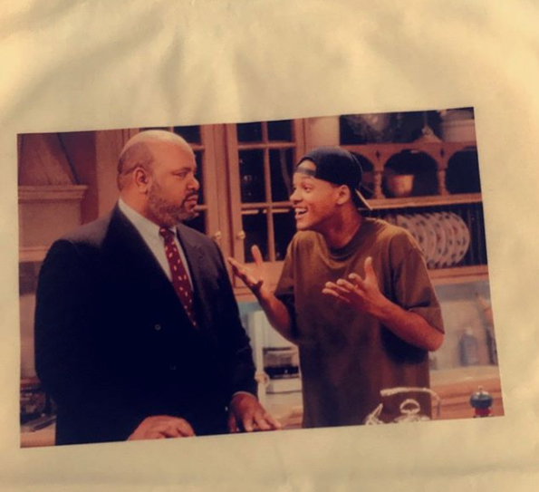 Rip to Uncle Phill Tee