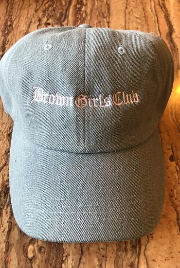 Brown Girls Club (light Jean)