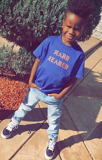 Hardheaded Blue/Orange  (Kids)