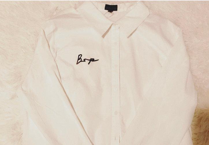 BSP Collard Shirt