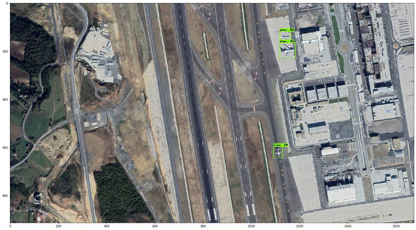 plane detection