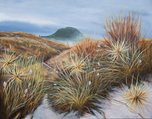 A Path Less Travelled (Acrylic) -SOLD at Macandmor - Please enquire about prints
