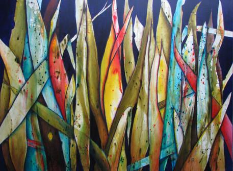 A3 Fine Art Print -  Punakaiki Flax