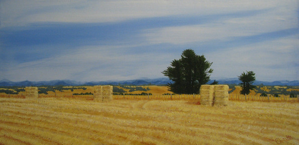 Long Dry Summer - SOLD