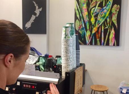 Drydock Cafe Tauranga Mini Exhibition!