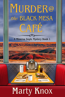 Murder @ Black Mesa Cafe Final Ebook Ver