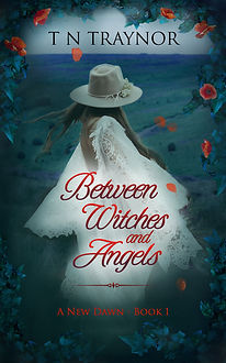 Between Witches and Angels Ebook Cover.j