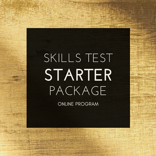 Online Skills Test Starter Package