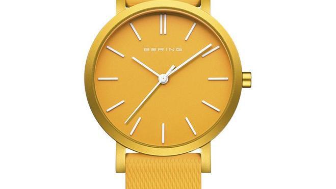 Rellotge Bering alumini silicona. Reloj Bering aluminio silicona.