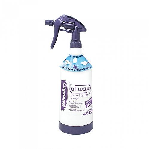 DEFENDERS All Ways Home & Garden Sprayer - 1Ltr