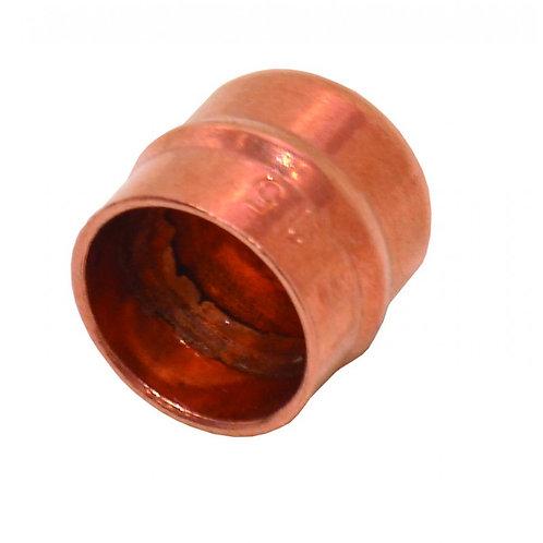 15mm Solder Ring Copper Stop End