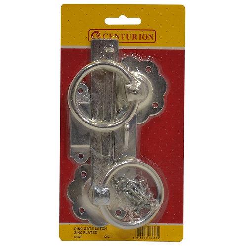 """6"""" ZP Ring Gate Latch"""