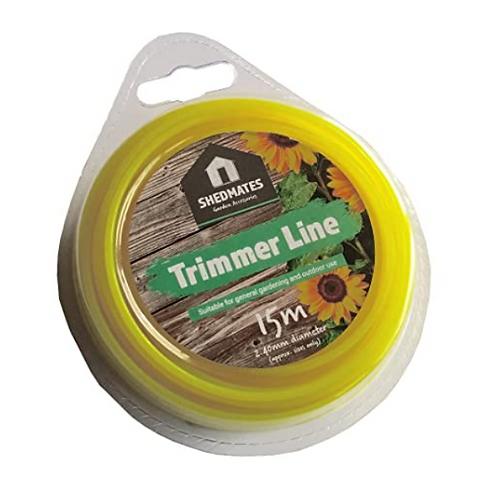 Shedmates 15m x 2.40mm Trimmer Line
