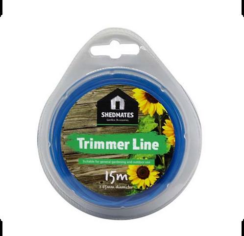 Shedmates 15m x1.65mm Trimmer Line