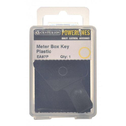 Meter Box Key - Plastic