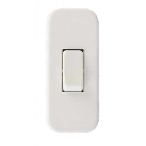 2 Amp White Inline Switch