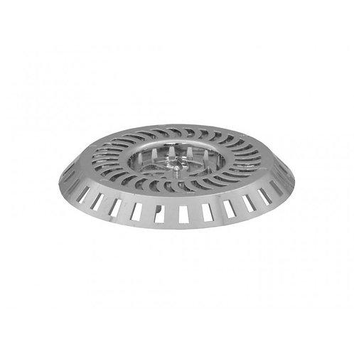 80mm CP Plastic ABS Bath/Shower Strainer