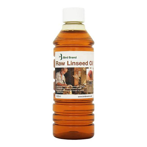 Bird Brand Boiled Linseed Oil 500ml