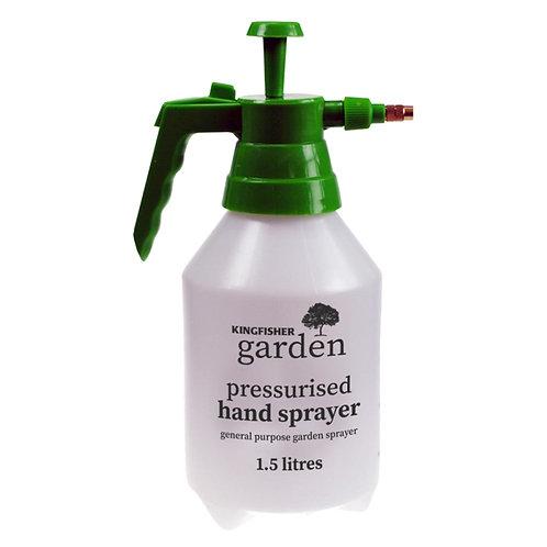 Kingfisher Garden Pressurised Hand Sprayer 1.5L