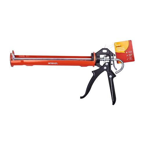 Amtech 11″ professional caulking gun