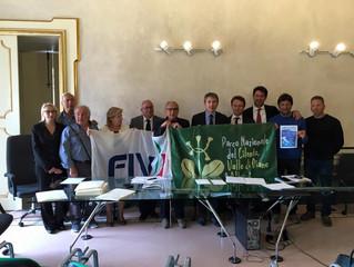Firmata l'intesa tra Parco del Cilento, FIV e LIV