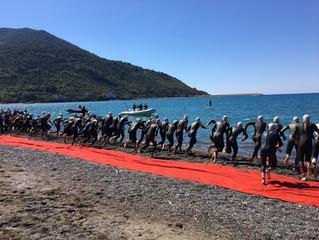 Il CNS a supporto del Gran Prix di Triathlon