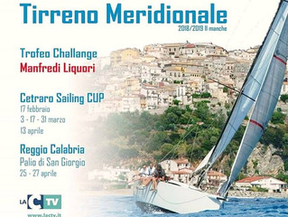 Al via la Cetraro Sailing Cup