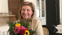 Auguri a Carlotta, confermata presidente del CNS per il triennio 2019-2021