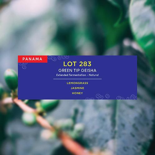 Panama Geisha Lot 283