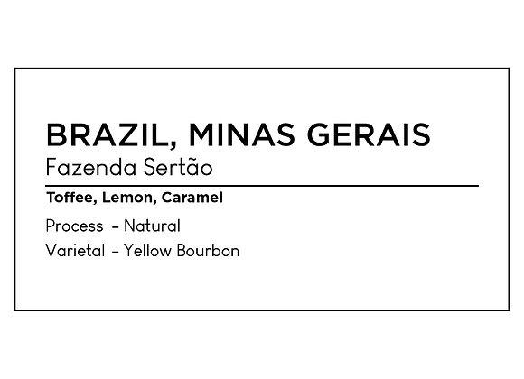 Brazil, Fazenda Sertao