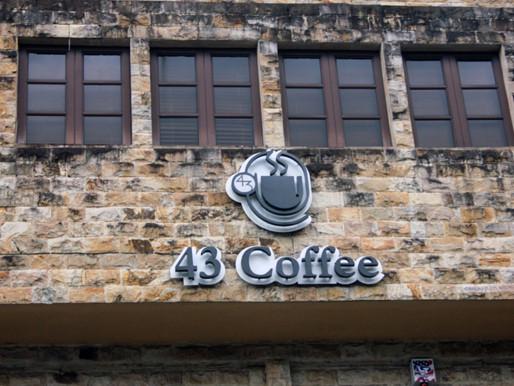 A Taste of 43 Coffee