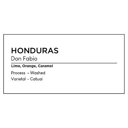 Honduras Don Fabio