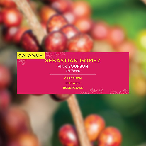 Colombia Sebastian Gomez