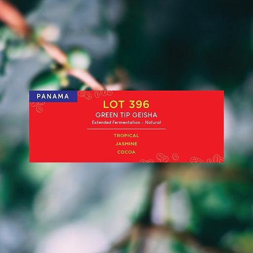 Panama Geisha Lot 396