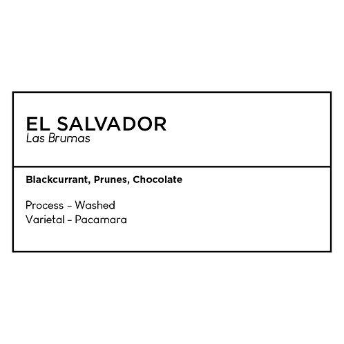 El Salvador Las Brumas