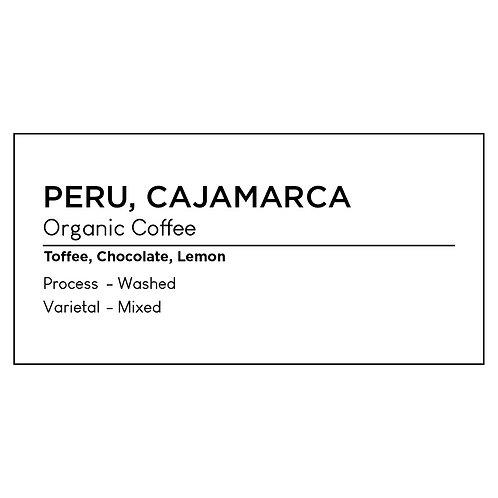 Peru, Cajamarca