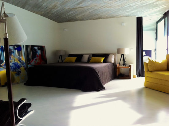 Microcement Hotel Asturias