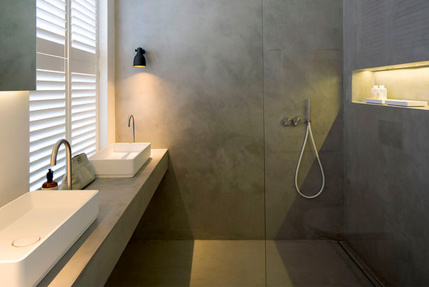 Microcement Wall & Floor Grafeno