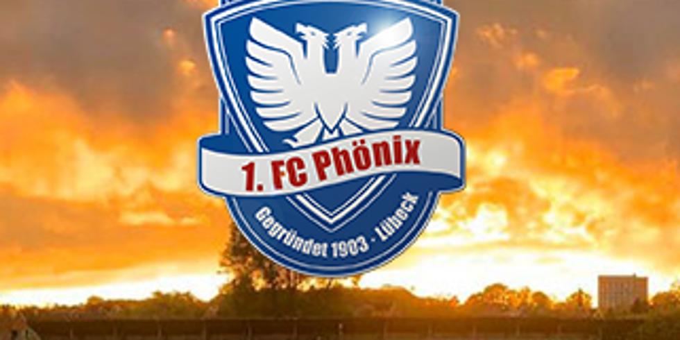 Unterstützer-Ticket 1. FC Phönix Lübeck