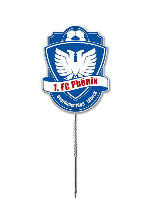 Phönix Anstecknadel
