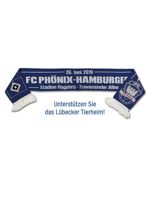 """Phönix vs HSV"" Schal"