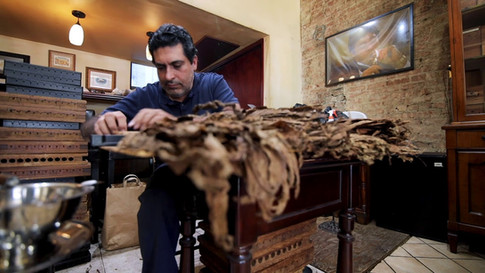 ARTIST CHALLENGES - Jimenez Cigar Shop