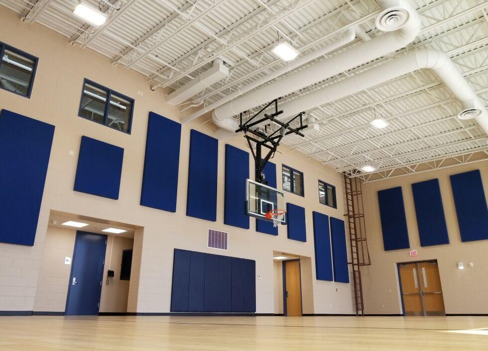 FBCG Family Life Center Private Basketball Court
