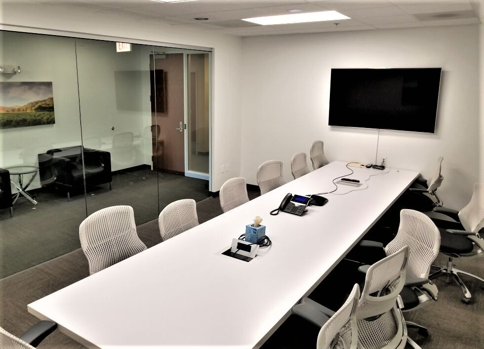 EJ Gallo Regional Office Conference Room