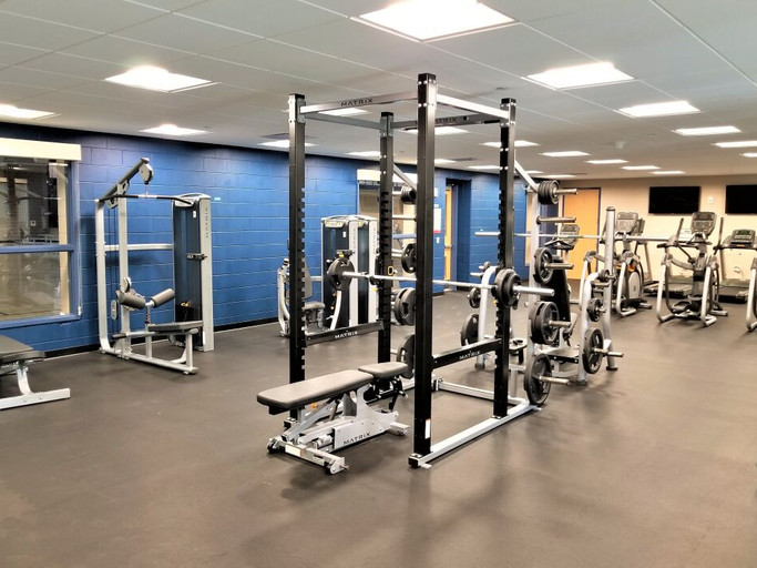 FBCG Family Life Center Weight Room