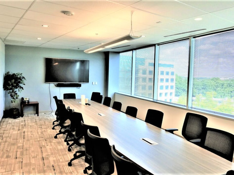 Modis Staffing, Maryland Office Conference Room