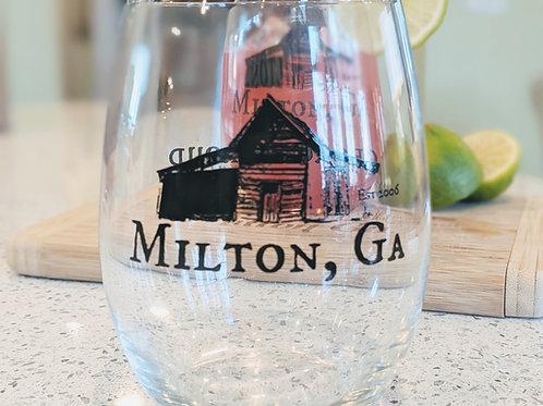 Wine Glasses - Milton
