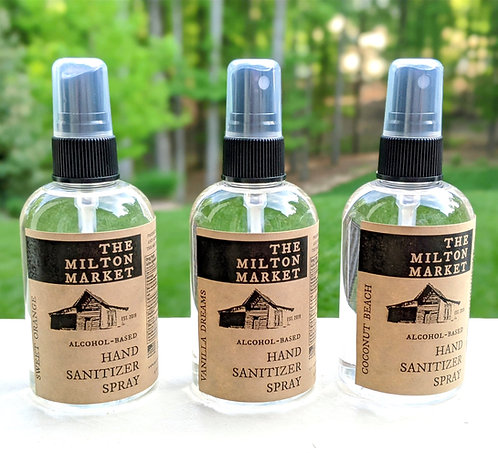 Hand Sanitizer Spray - 4 oz.