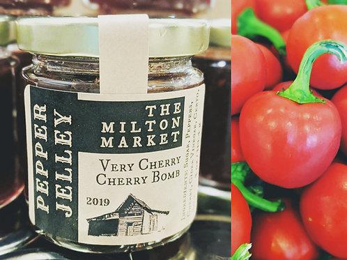 Cherry Cherry Bomb Pepper Jelly - Medium